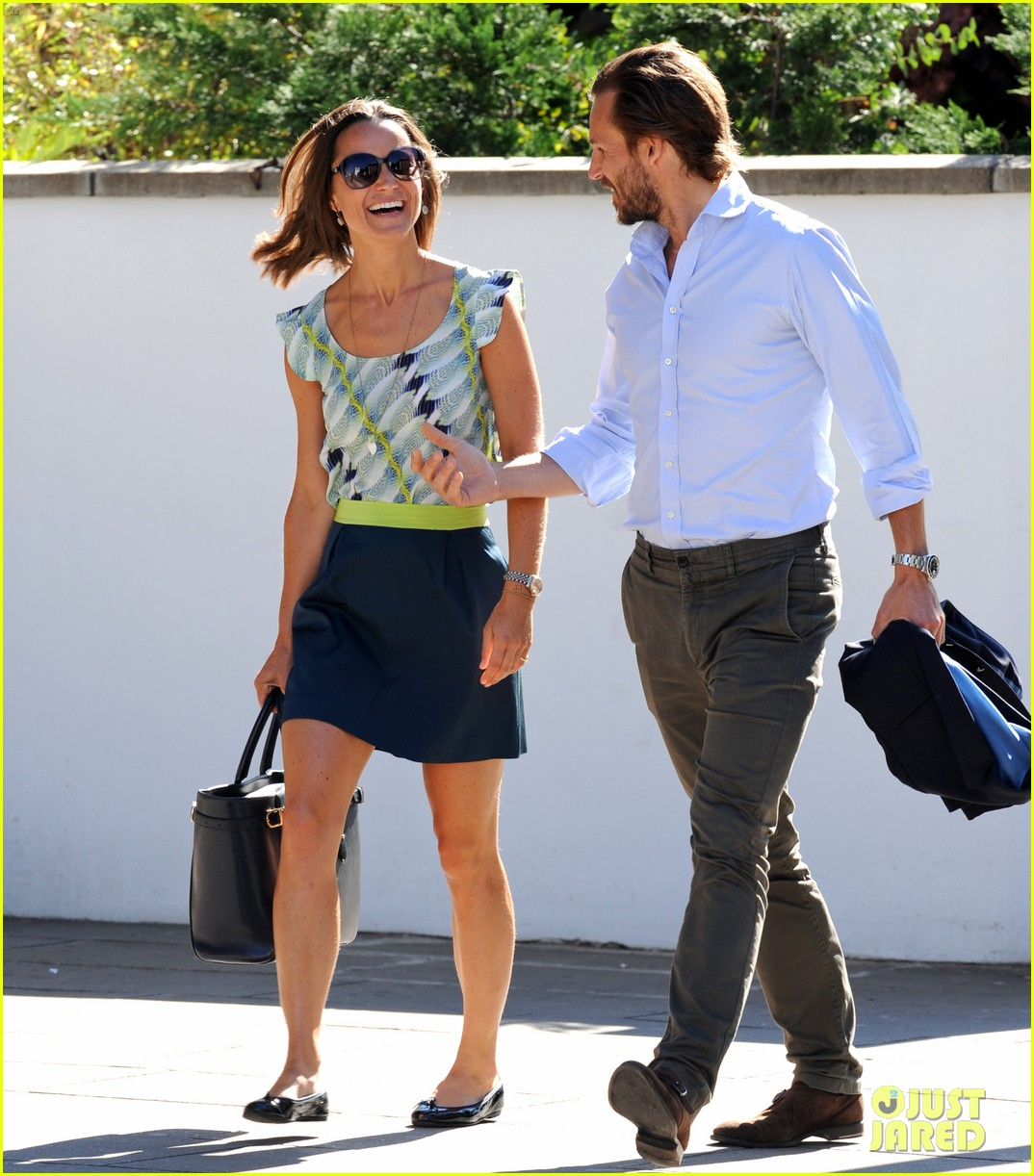 pippa middleton handsome pal make her laugh 01