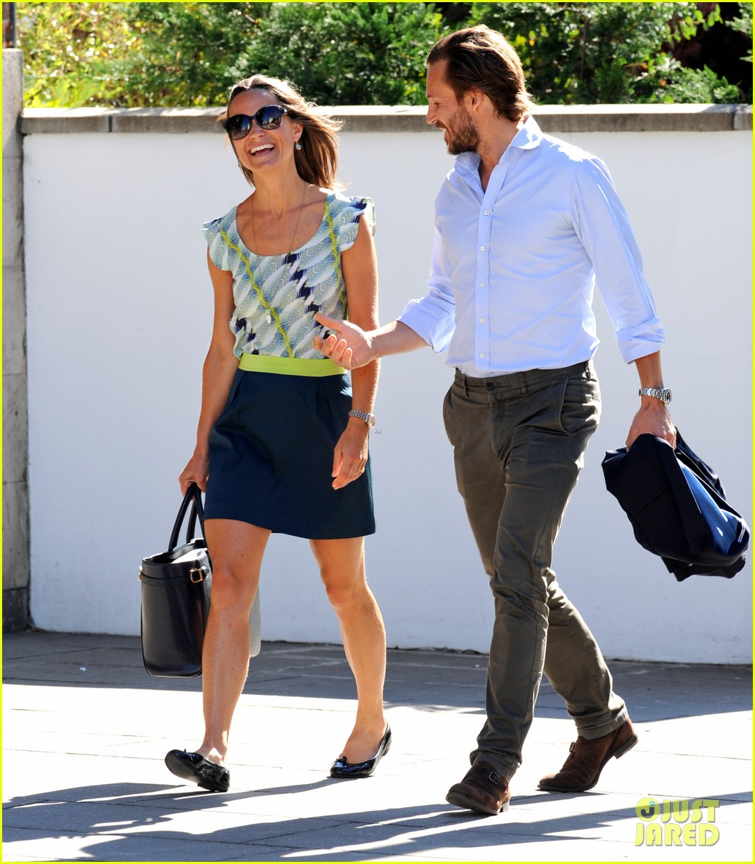 pippa middleton handsome pal make her laugh 21