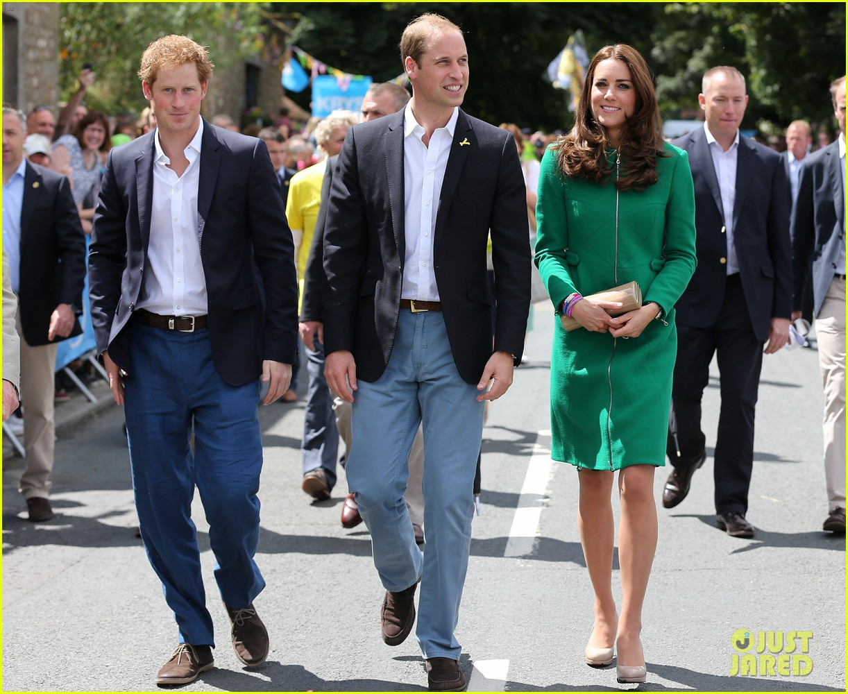 kate middleton prince william harry favorite royal trio 033149818