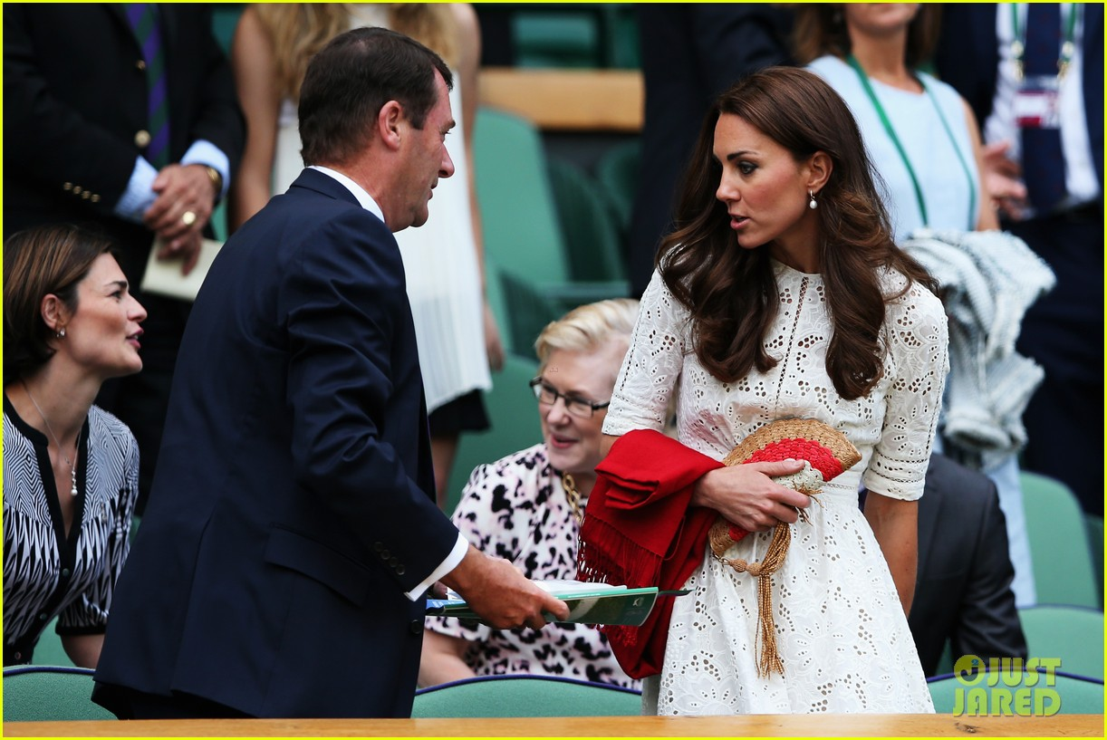 kate middleton prince william cheer on wimbledon 053148211