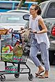 milla jovovich grocery trip friend 27