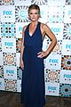 becki newton joins andy samberg at foxs summer tca all star party 22