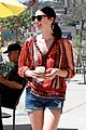 mad mens jessica pare enjoys her free time after filming wrap 02