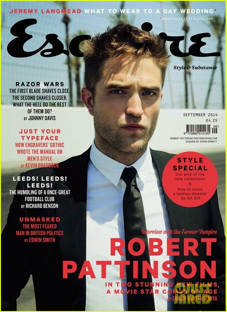robert pattinson esquire uk 02