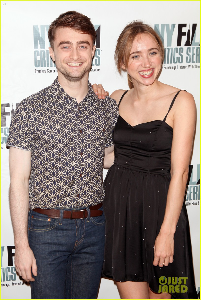 daniel radcliffe zoe kazan what if screening 02