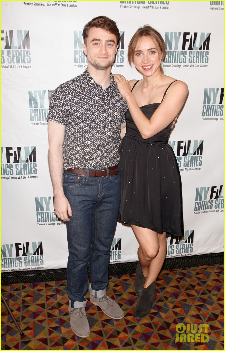 daniel radcliffe zoe kazan what if screening 05
