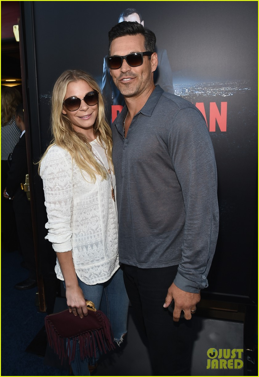 leann rimes eddie cibrian are the happiest couple at ray donovan 043152866