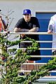 rob kardashian resurfaces with rare appearance in malibu 16