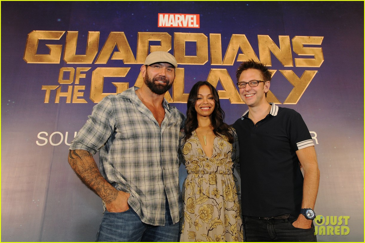 zoe saldana guardians galaxy singapore 07