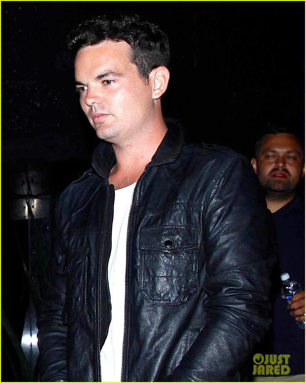 sam smith fun night out after music video shoot 03