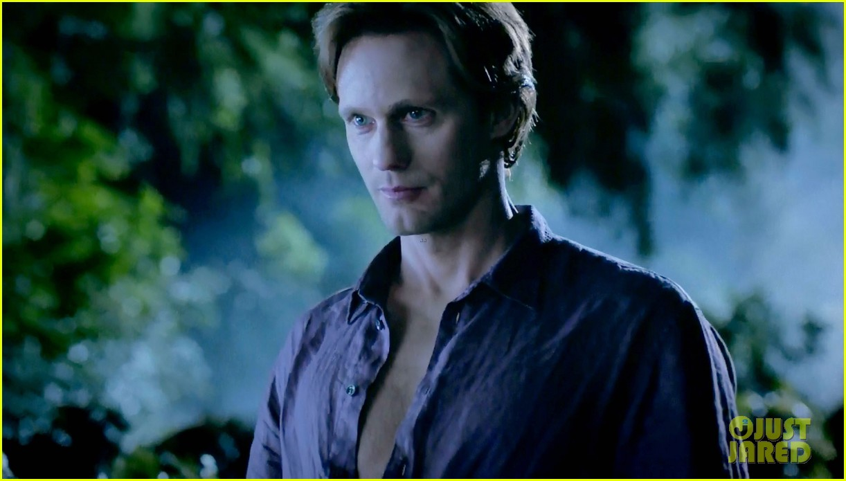 alexander skarsgard butt naked true blood 12