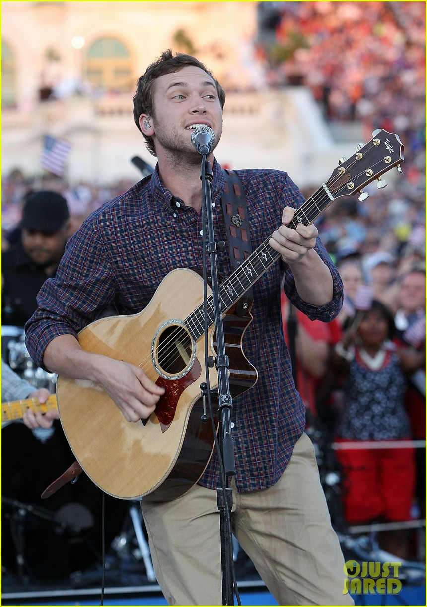 jordin sparks phillip phillips fourth of july special 053149988