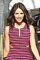abigail spencer jimmy kimmel live 02