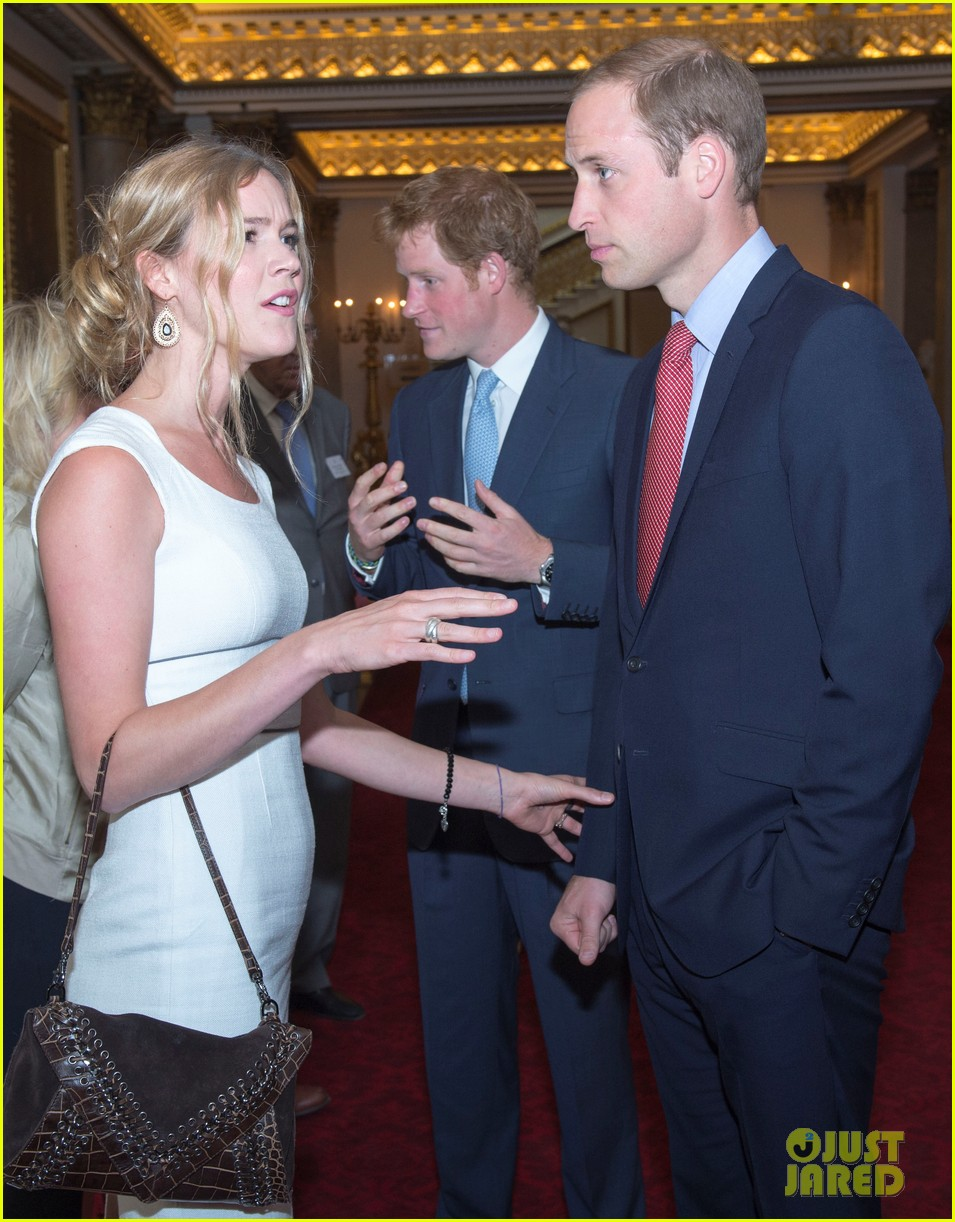 prince william jokes george bath time quite painful 053152547