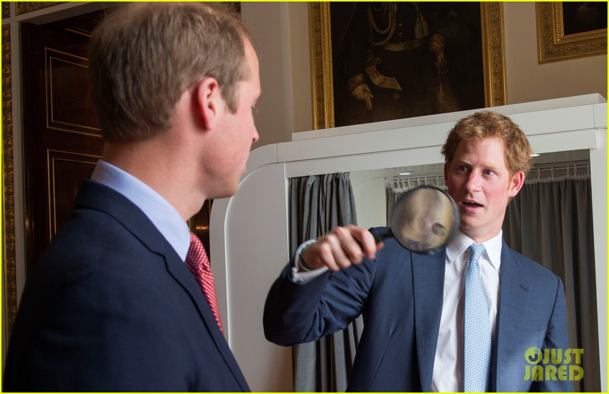 prince william jokes george bath time quite painful 073152549