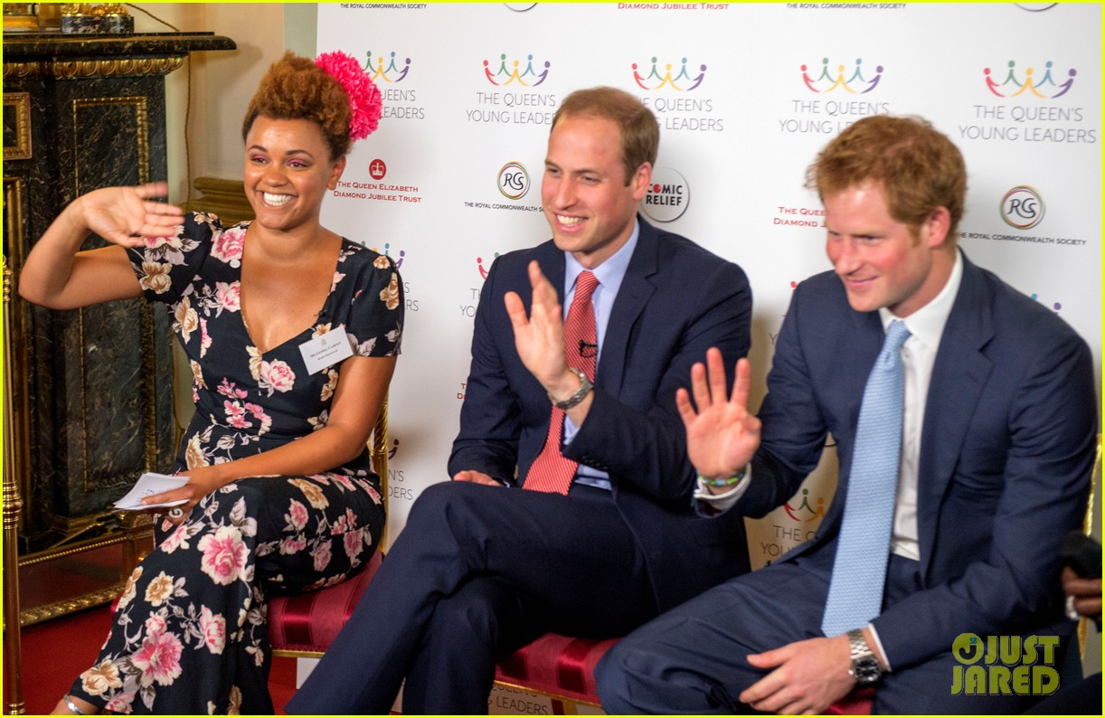prince william jokes george bath time quite painful 10
