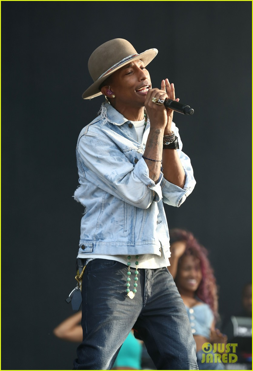 pharrell williams nordoff robbins audi event 073150468