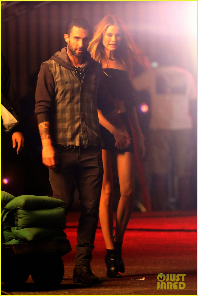 adam levine feels more masculine after marrying behati prinsloo 12