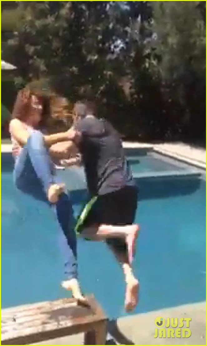 ben affleck jennifer garner ice bucket challenge 043178798