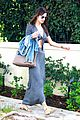 alessandra ambrosio flaunts flat tummy in maxi dress 03