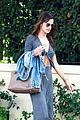 alessandra ambrosio flaunts flat tummy in maxi dress 13
