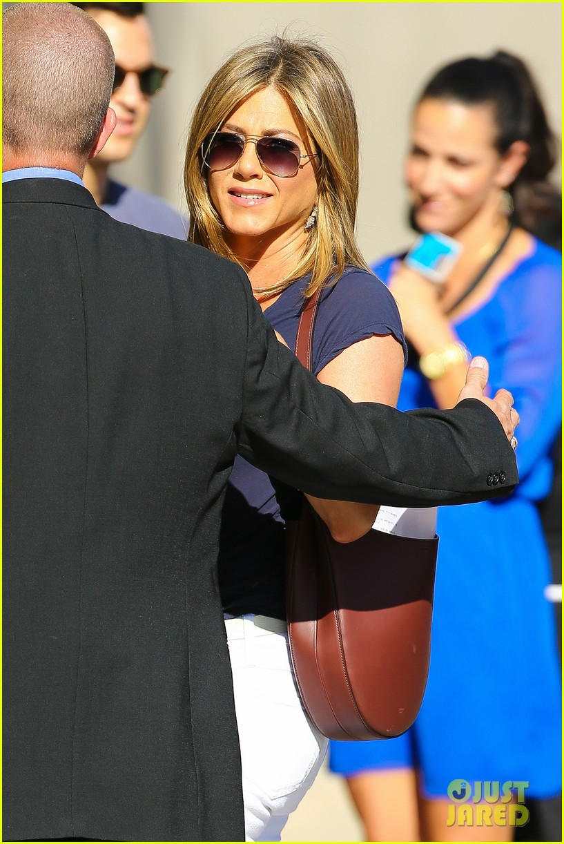 jennifer aniston jimmy kimmel live 093185071