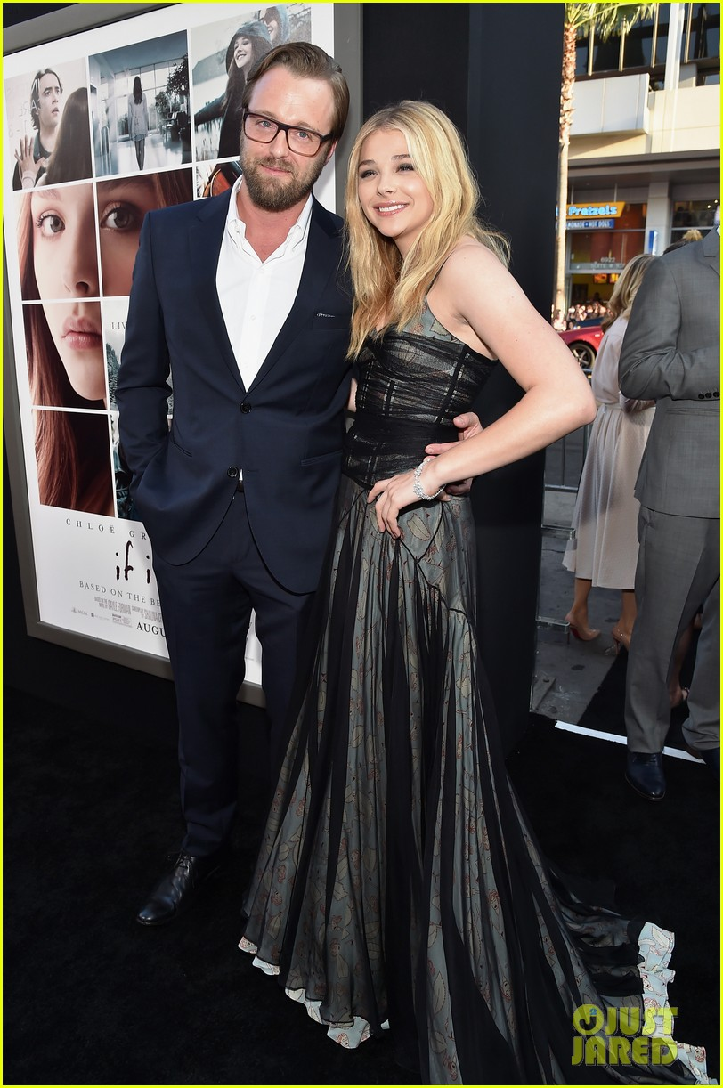 brooklyn beckham chloe moretz if i stay premiere 093179891