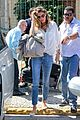 gisele bundchen brazil after playing soccer 13