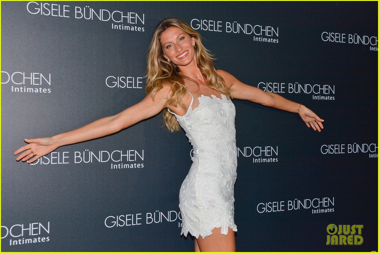 gisele bundchen launches her intimates line in brazil 083184598