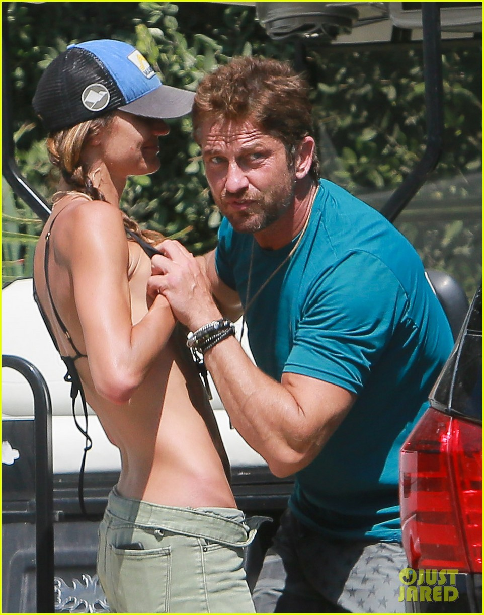 gerard butler cant keep his hands off his mystery girl 023183100