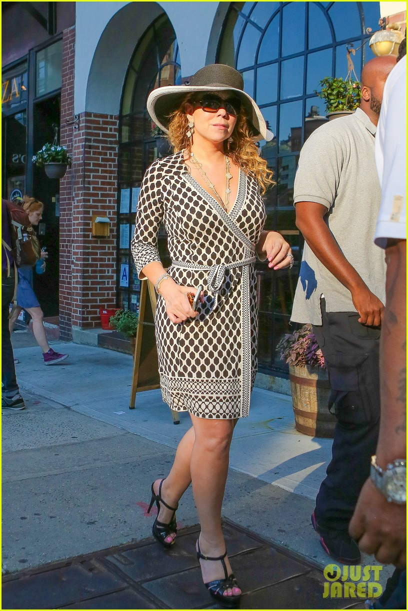 mariah carey nick cannon step out amid marriage troubles 09