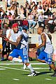 chris brown karrueche tran celebrity flag football game 12