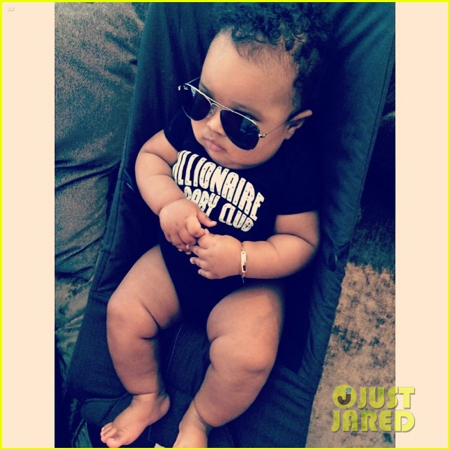 ciara shares adorable new pics of baby future 063186093