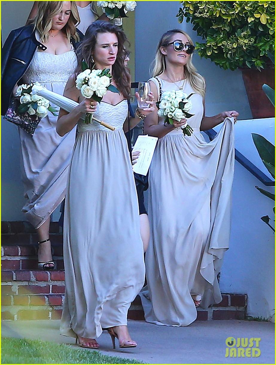 lauren conrad lo bosworth wedding bridesmaids 09