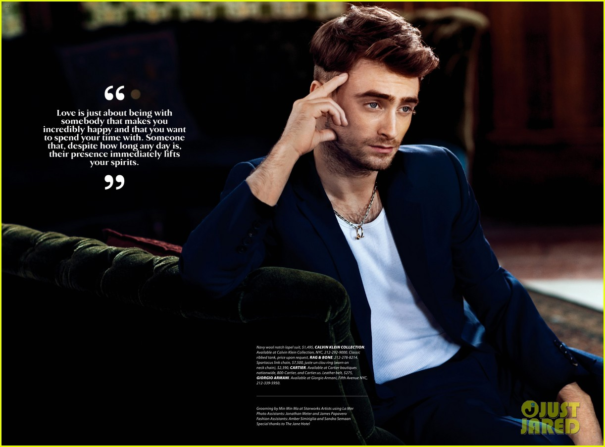 daniel radcliffe idea soulmates ridiculous 053178937