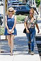 kirsten dunst knows how to wear denim dress 25