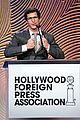 chris evans jason segel wear suit tie at hfpa banquet 03