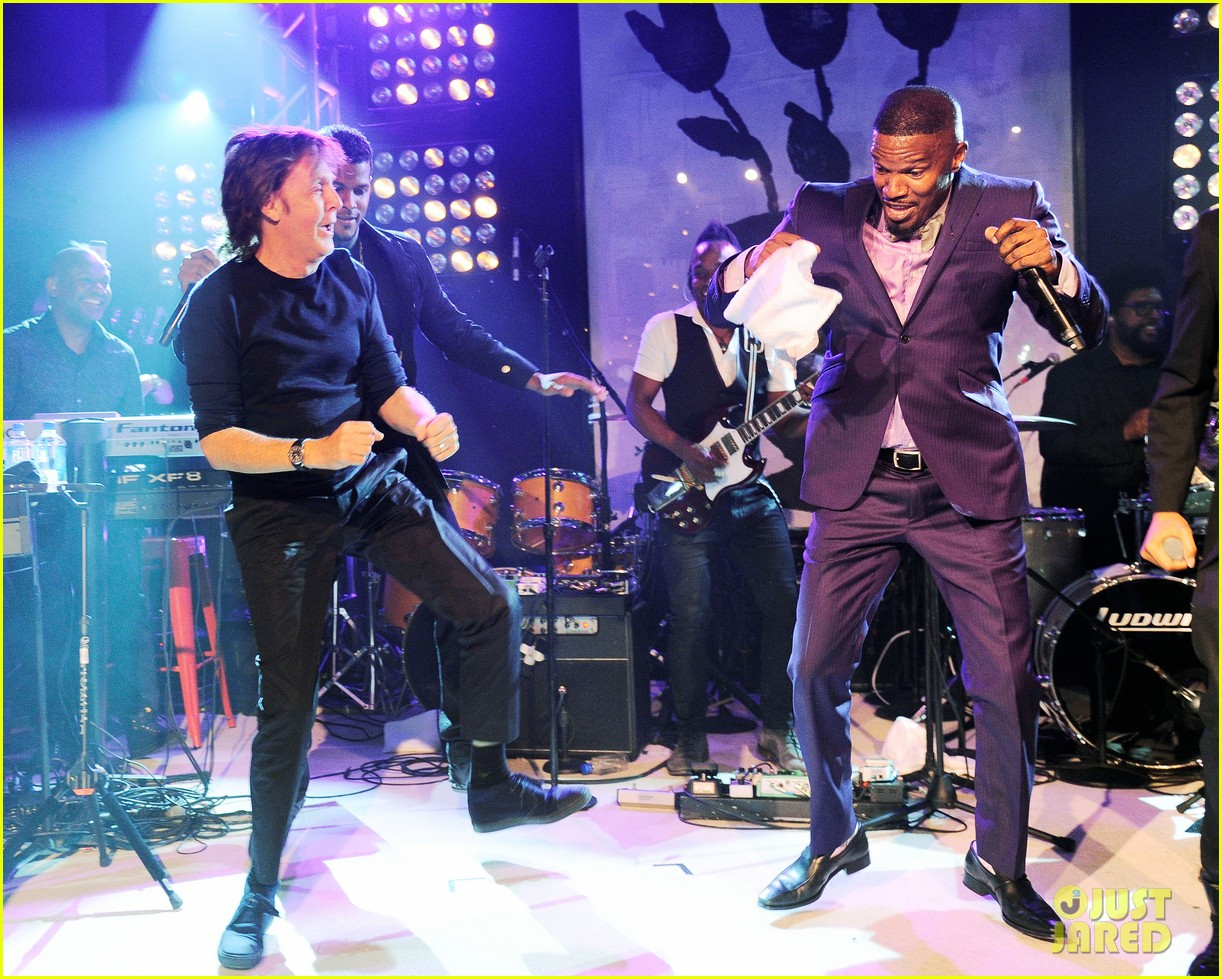 jamie foxx chris christie dance the night away 08