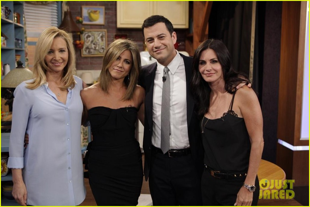 friends reunion jimmy kimmel live 01