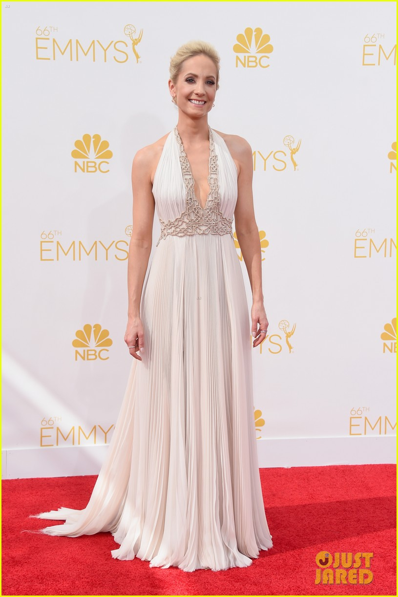 joanne froggatt brings husband james cannon to emmys 2014 06