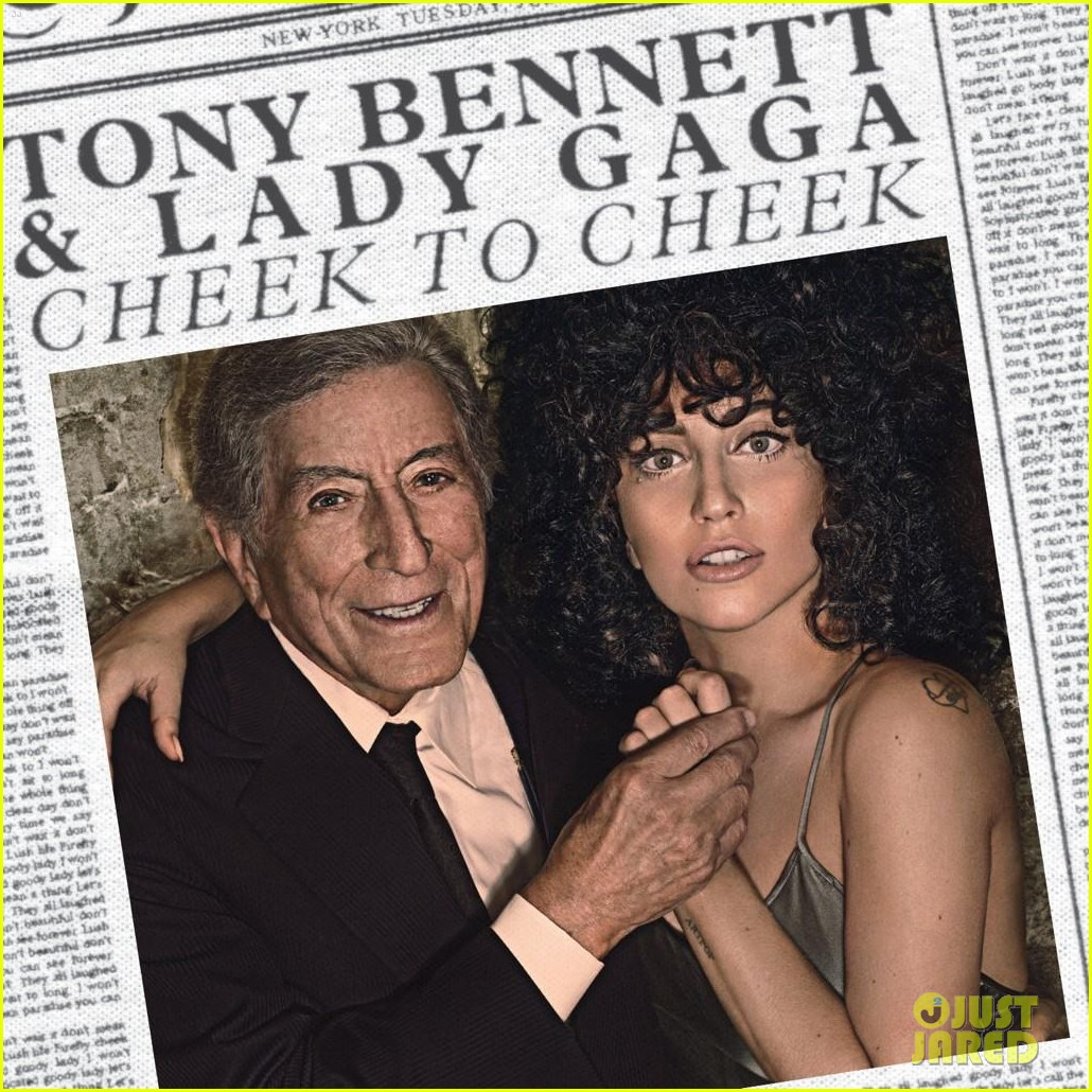 lady gaga tony bennett cheek to cheek artwork 02