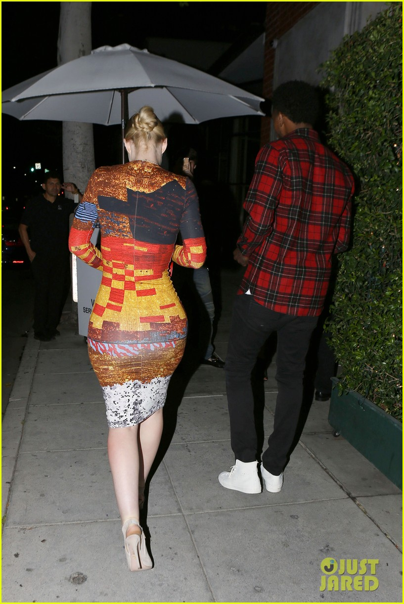 iggy azalea nick young date night on the town 203179642