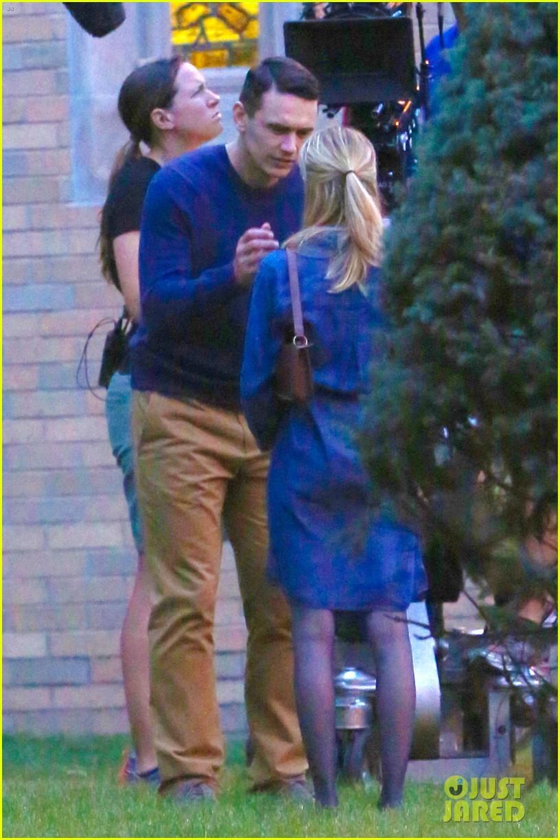 james franco emma roberts kiss park michael filming 043186999