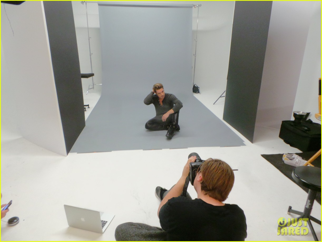 josh henderson jj spotlight behind the scenes pics 06