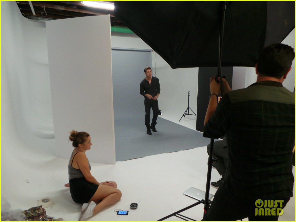 josh henderson jj spotlight behind the scenes pics 073184224