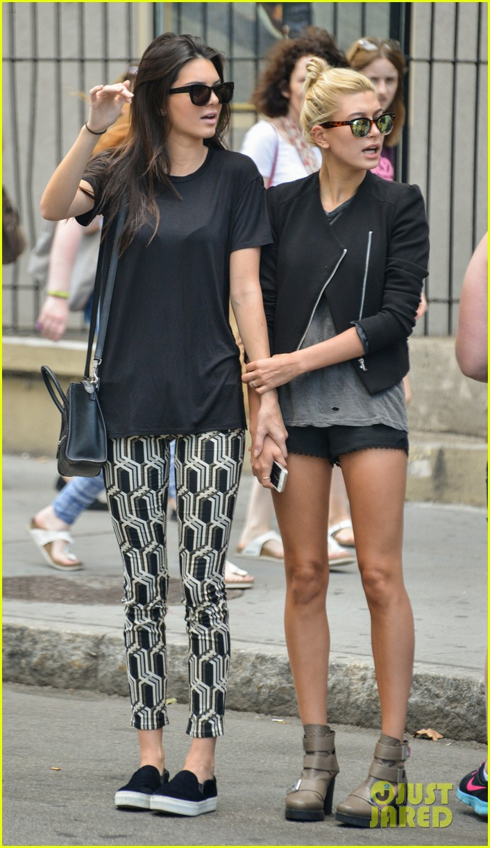 kendall jenner hailey baldwin cab just kendall now 143186143