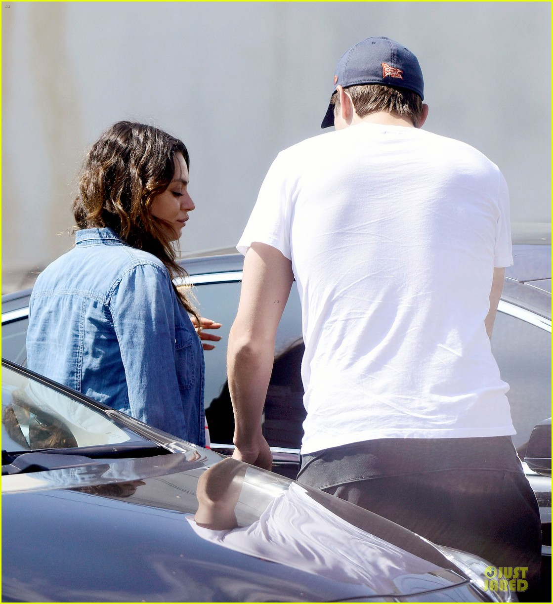 mila kunis looks ready to pop as due date approaches 203181589