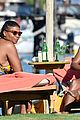 queen latifah shares kiss with girlfriend during romantic italian vaca 03