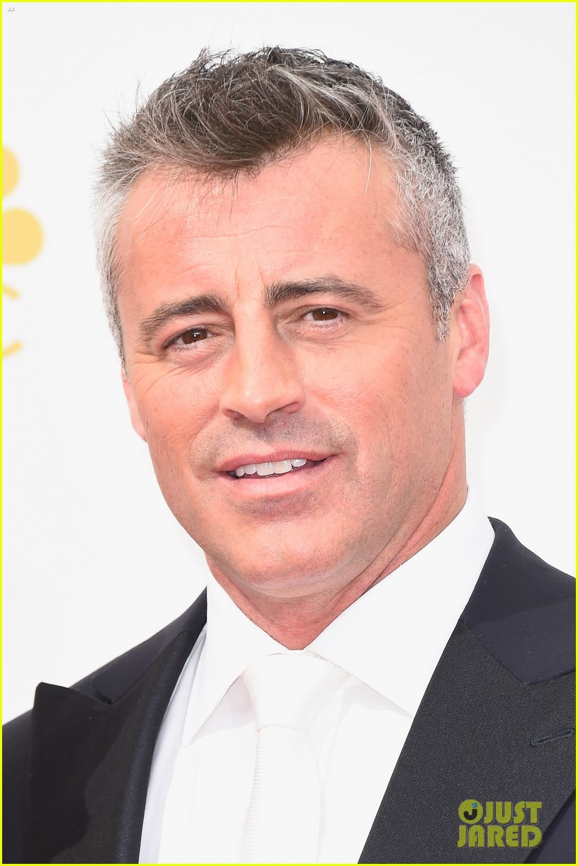 matt leblanc william h macy brings wives to emmys 2014 063183677