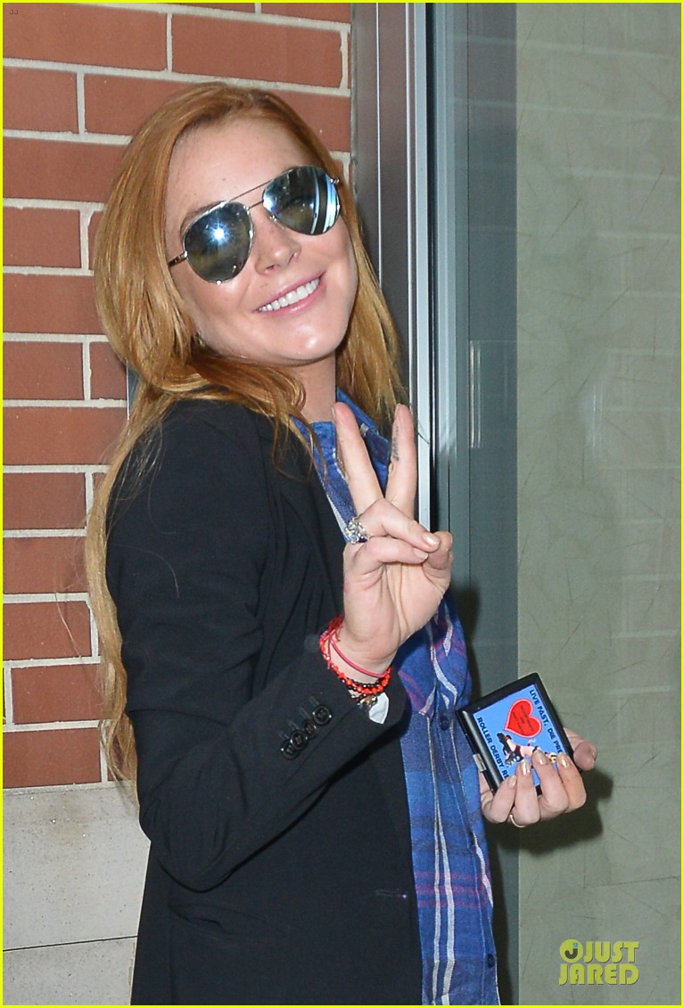 lindsay lohan didnt read james franco short story 043181160